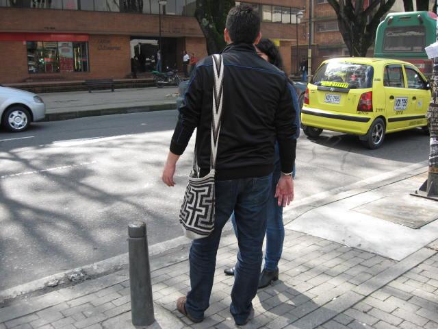 ロンドンオリンピック開幕、コロンビアの伝統工芸品・肩掛けバッグも ...